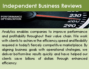 Independent Business Reviews